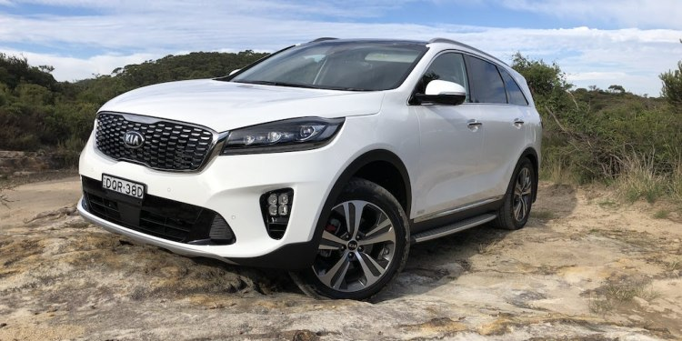 2018 Kia Sorento GT-Line Review