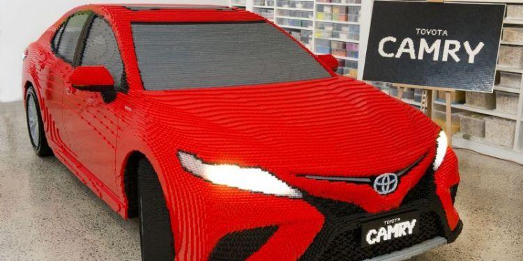 Lego Toyota Camry
