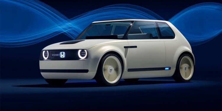 Honda Urban EV confirmed for Europe in 2019