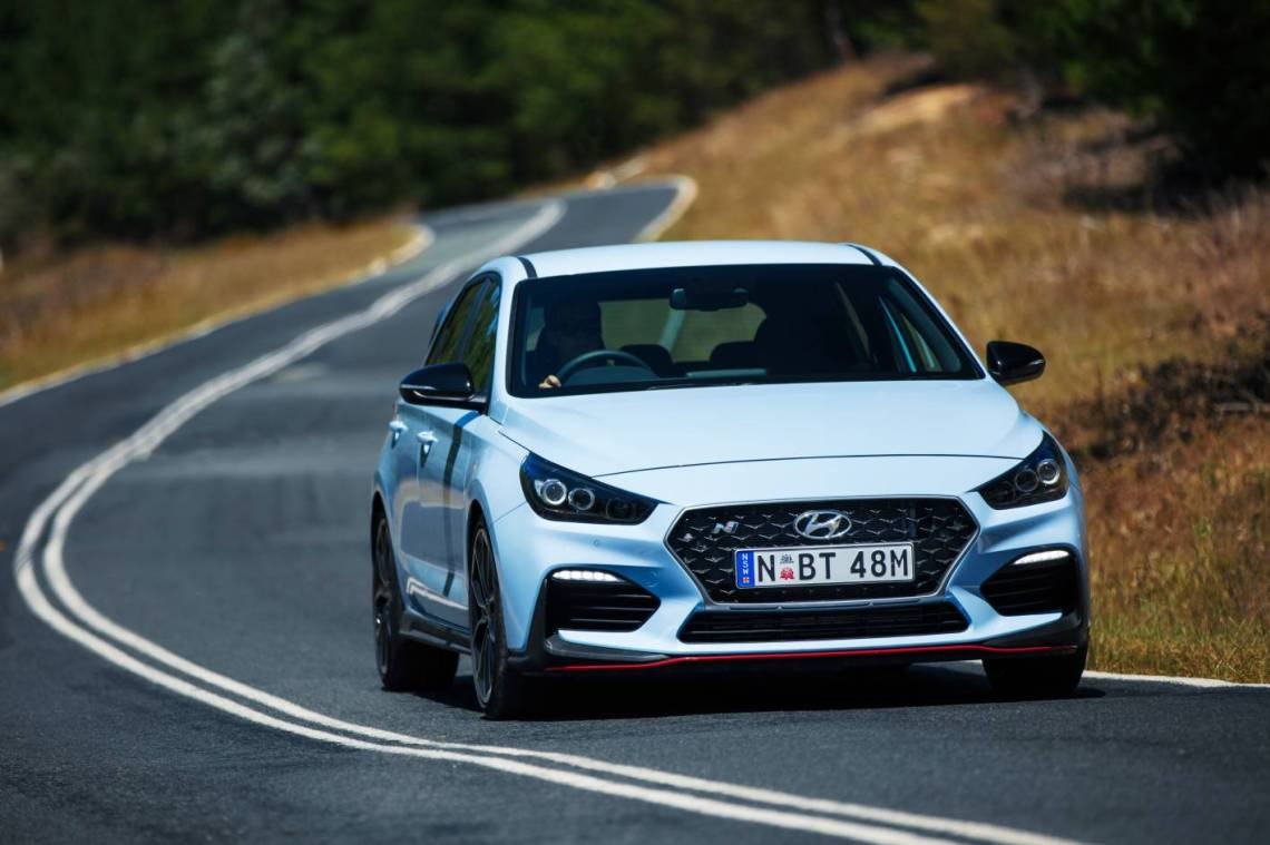 5 things you need to know about the Hyundai i30 N
