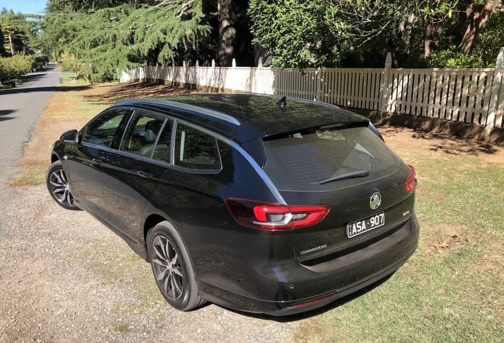 2018 Holden Commodore RS Sportwagon