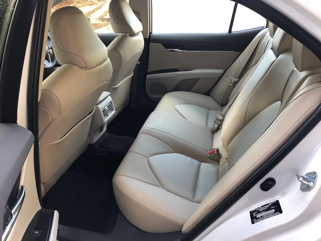 Toyota Camry SL V6 Review