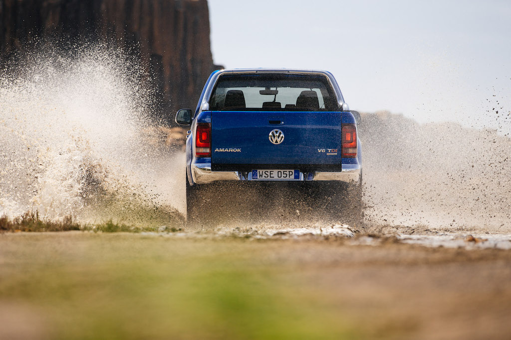 Volkswagen Amarok V6 Ultimate Review