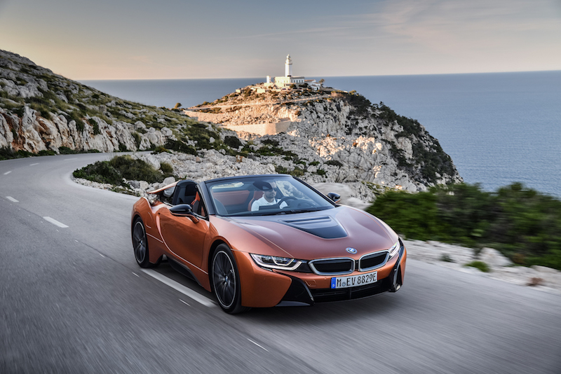 2018 Bmw I8 Roadster Review Practical Motoring
