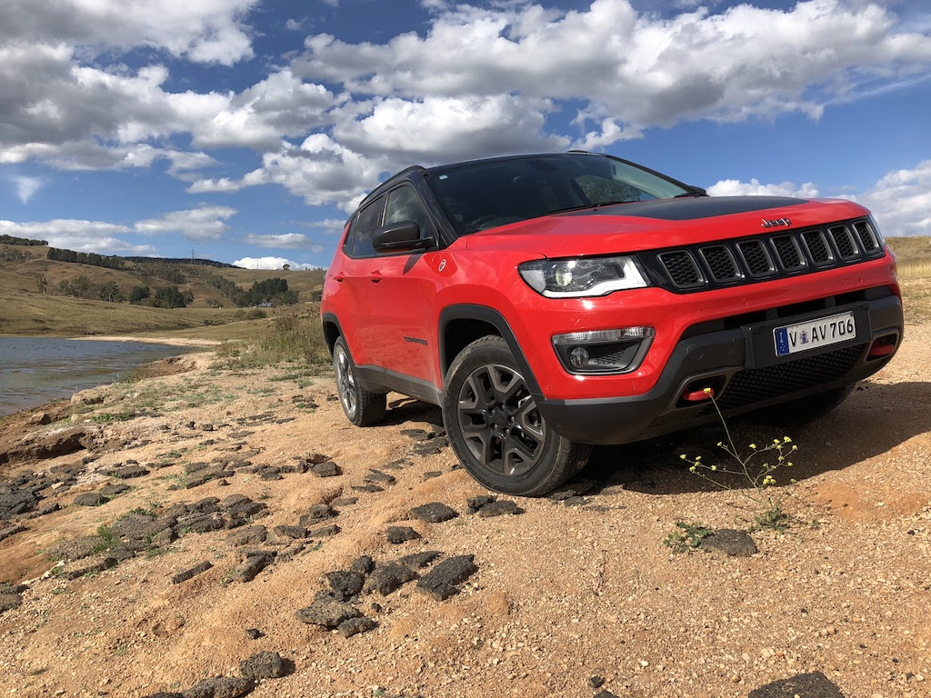 2018 Jeep Compass Trailhawk Review | Practical Motoring