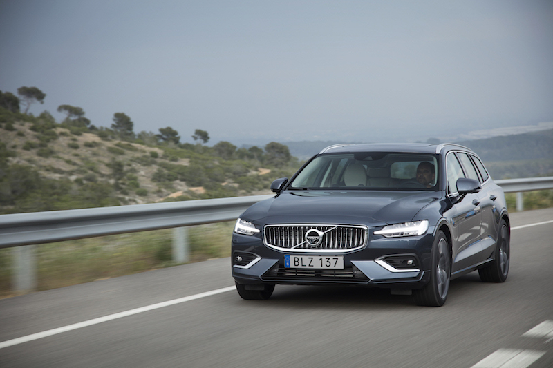 2018 Volvo V6 Review