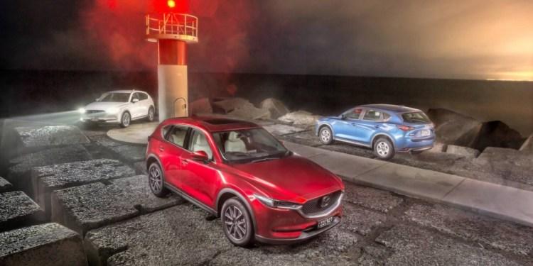 updated 2018 Mazda CX-5