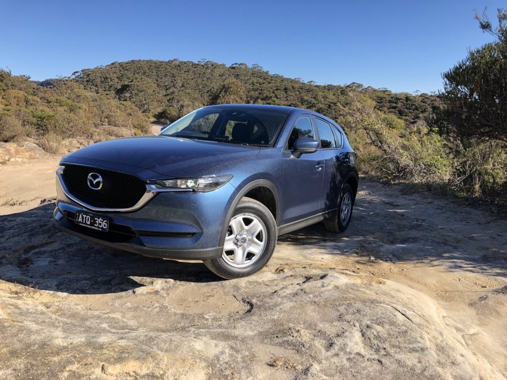 2018 mazda cx 5 review maxx awd practical motoring. Black Bedroom Furniture Sets. Home Design Ideas