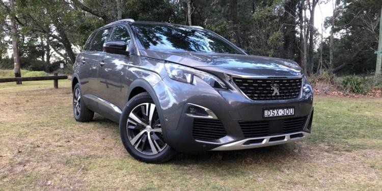 2018 Peugeot 5008 GT-Line Review
