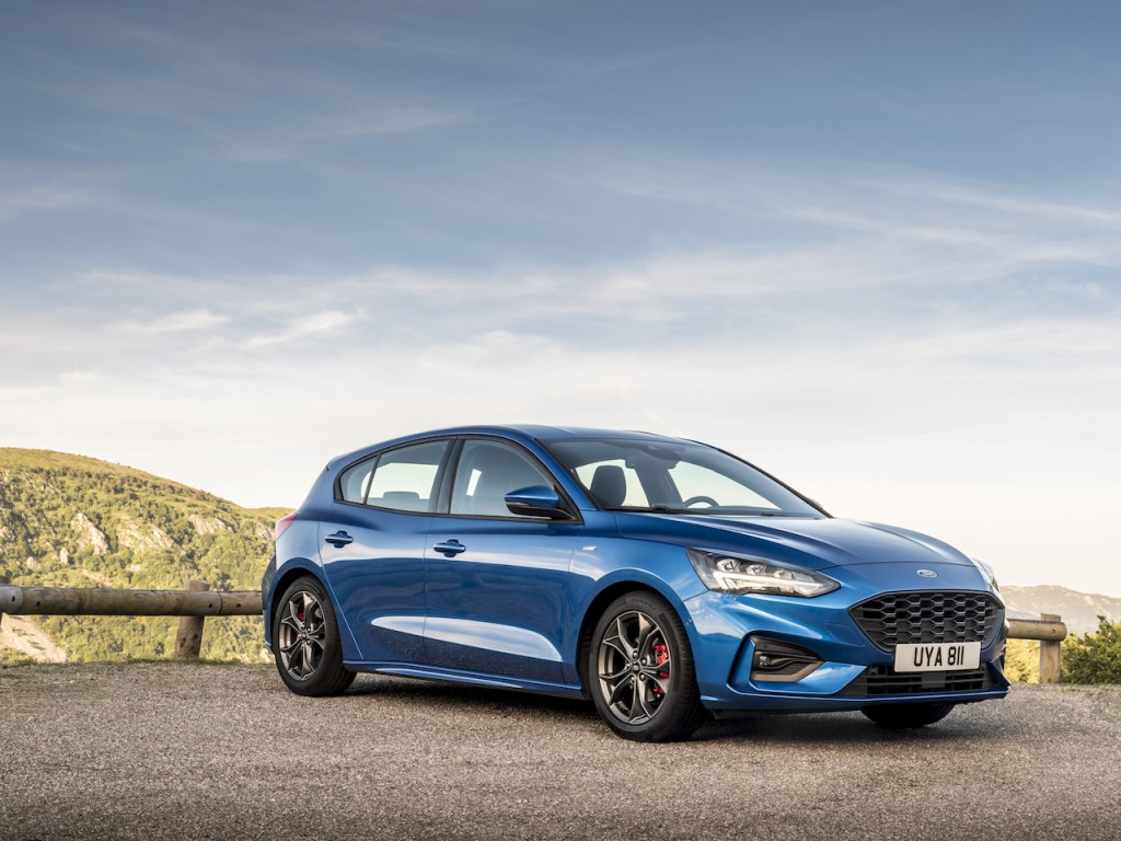 2018 Ford Focus Review – International First Drive