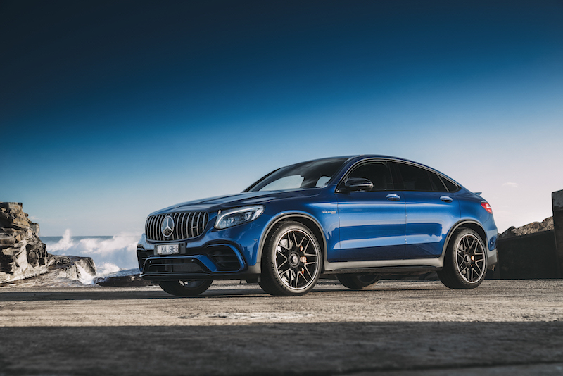 2018 Mercedes-AMG GLC63 S AMG Review