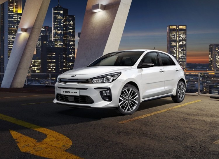 Turbocharged Kia Rio coming to Australia
