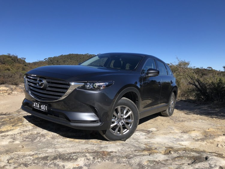 2018 Mazda CX-9 AWD Touring Review by Practical Motoring