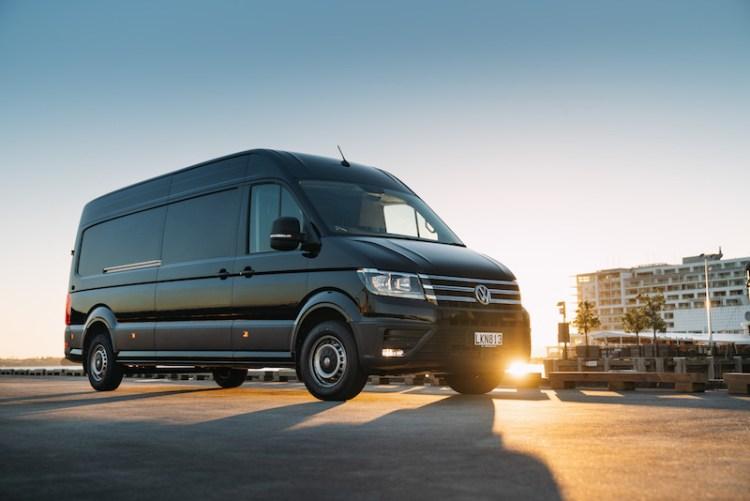 2018 Volkswagen Crafter Review