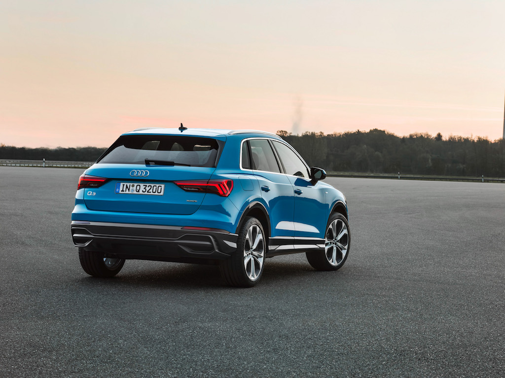 all new 2019 audi q3 revealed here in 2019 practical motoring. Black Bedroom Furniture Sets. Home Design Ideas