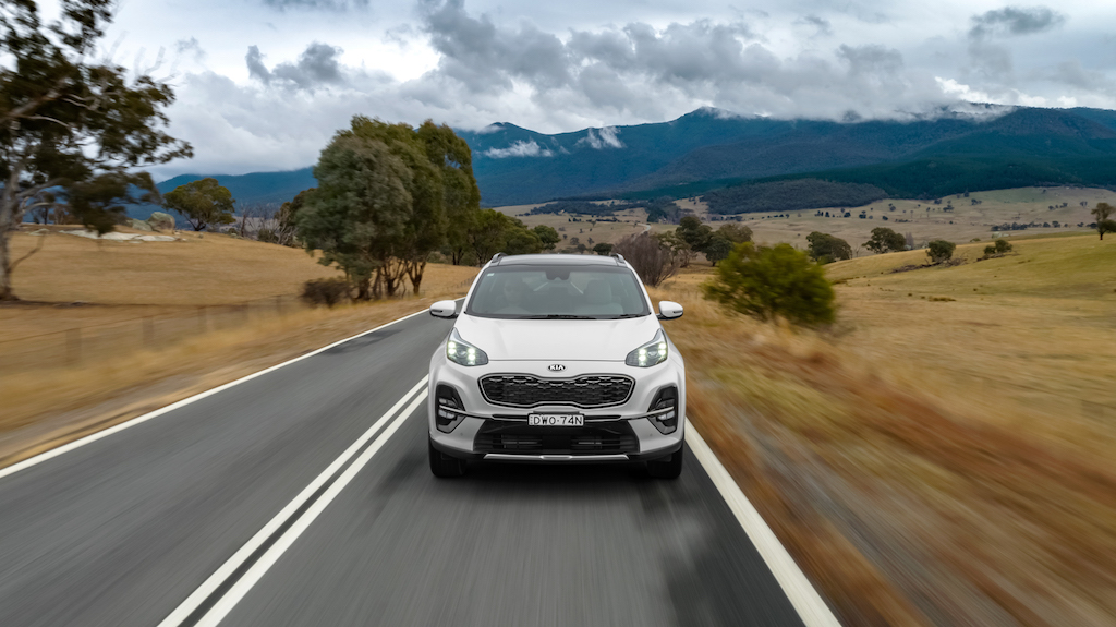 2019 Kia Sportage Review