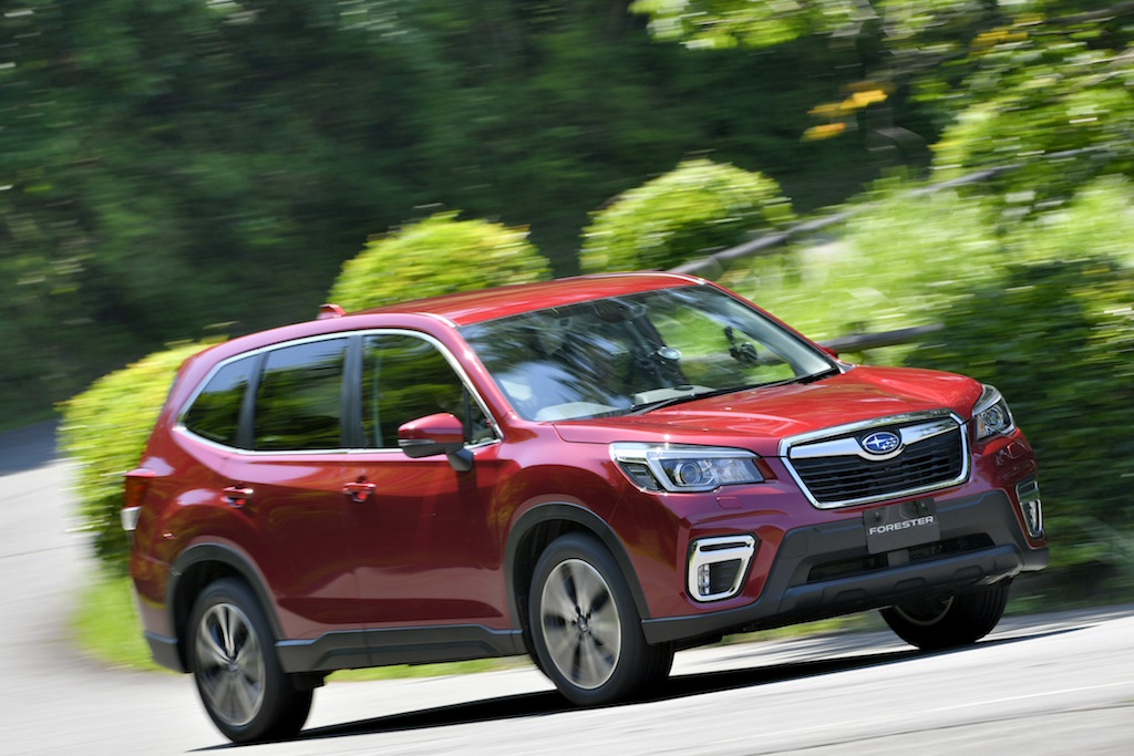 2019 Subaru Forester Review International First Drive Practical