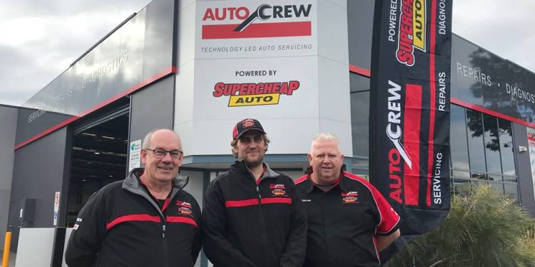 The first Autocrew - Powered by Supercheap Auto has been opened in Narellan, NSW.