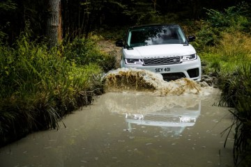 updated Range Rover Sport