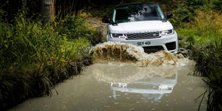 updated Range Rover Sport