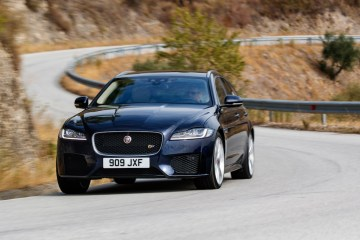 2018 Jaguar XF Sportbrake review