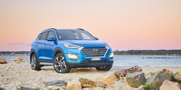 2019 Hyundai Tucson Review by Practical Motoring