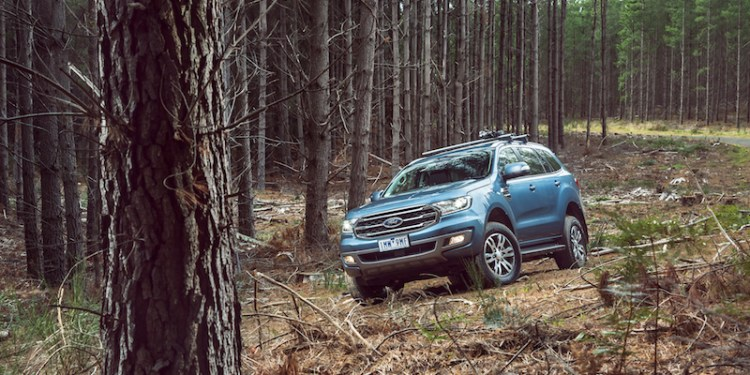 2019 Ford Everest First Drive Review by Practical Motoring