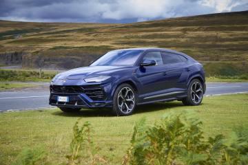 2018 Lamborghini Urus Review by Practical Motoring