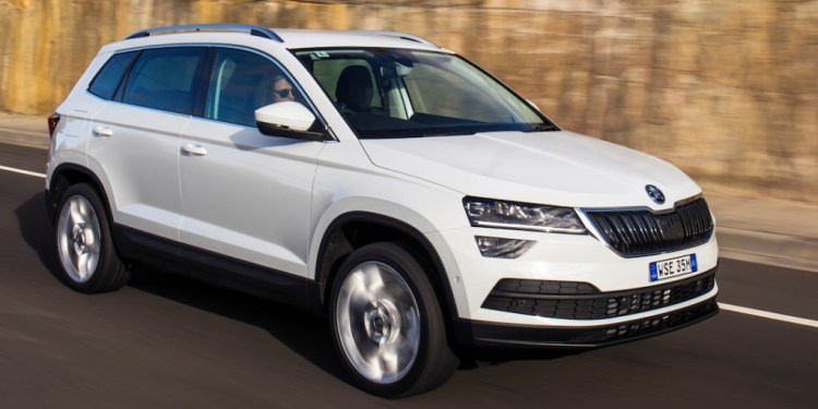 2018 Skoda Karoq 110TSI Review