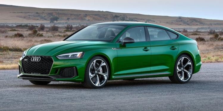 The Audi RS 5 Sportback will arrive in Australia in February 2109 with the same pricing as the coupe variant.