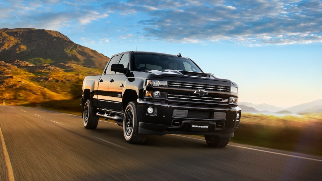 2019 Chevrolet Silverado 2500 Ltz Midnight Edition Review