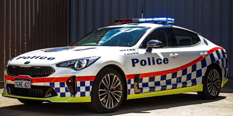 The West Australian Police Department has become the latest police force to select the Kia Stinger as its highway patrol replacement.