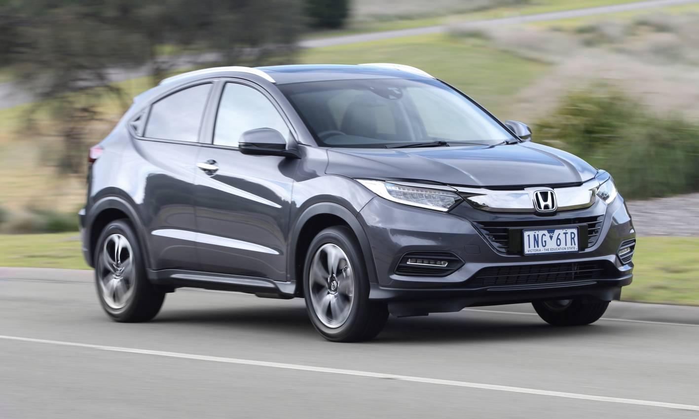 2018 honda hr v price specs and release date practical for Honda hrv 2018 release date