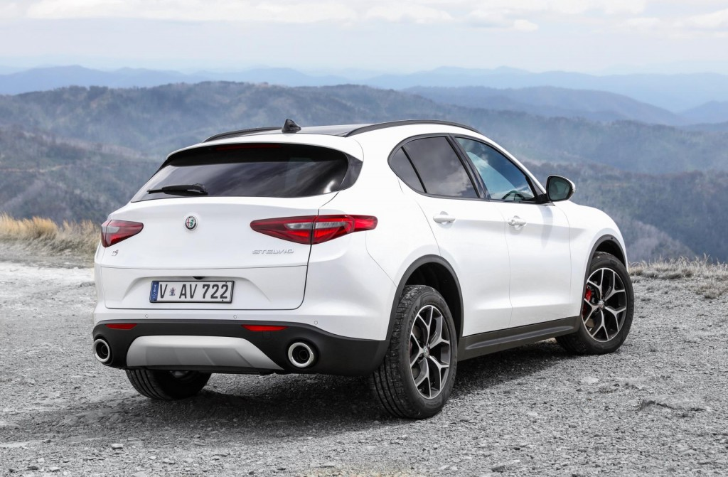 2018 Alfa Romeo Stelvio Review Practical Motoring