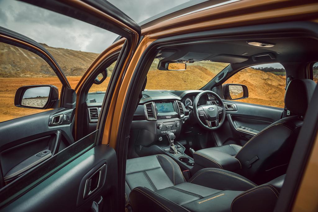 2019 Ranger Wildtrak Review