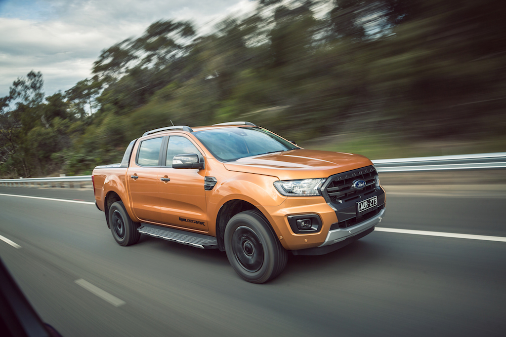 Practical Motoring Says: The Ranger Wildtrak Bi-Turbo is a refined on-road tourer and a capable off-road performer, loaded with comfort and convenience features and packed with the latest safety tech. When you look at the overall package, and the competition, it represents good value for money at $63,990.