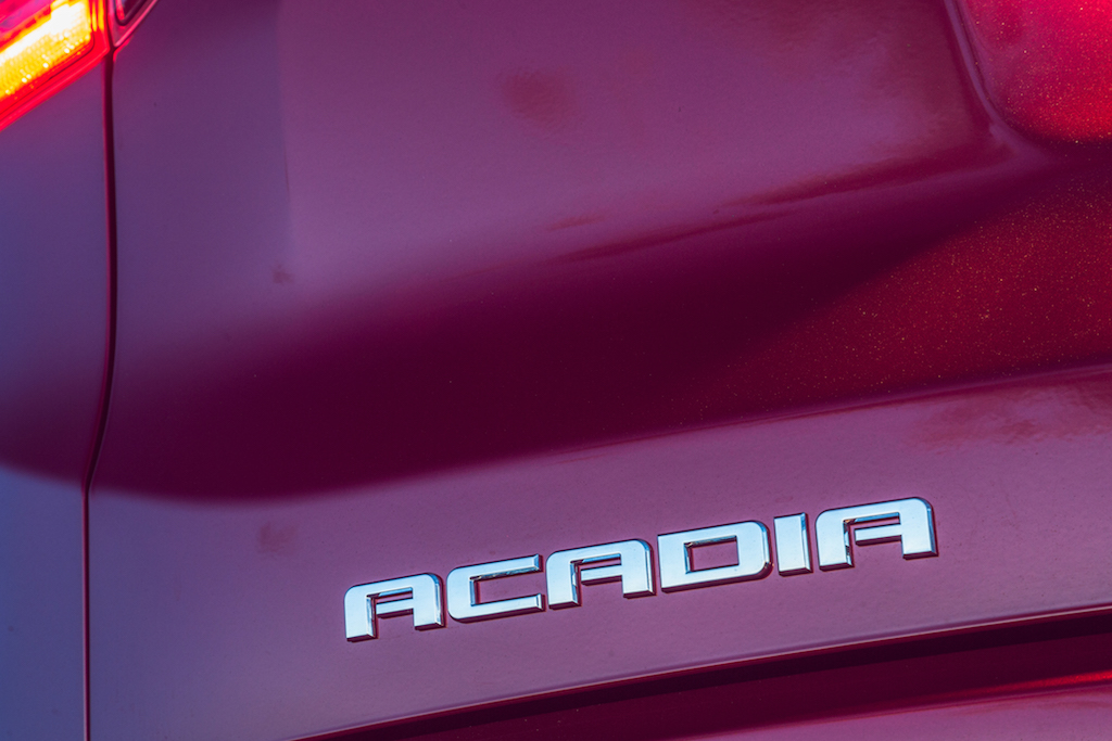 2019 Holden Acadia Review