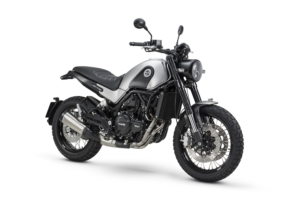 2018 Benelli Leoncino Trail Bike Review