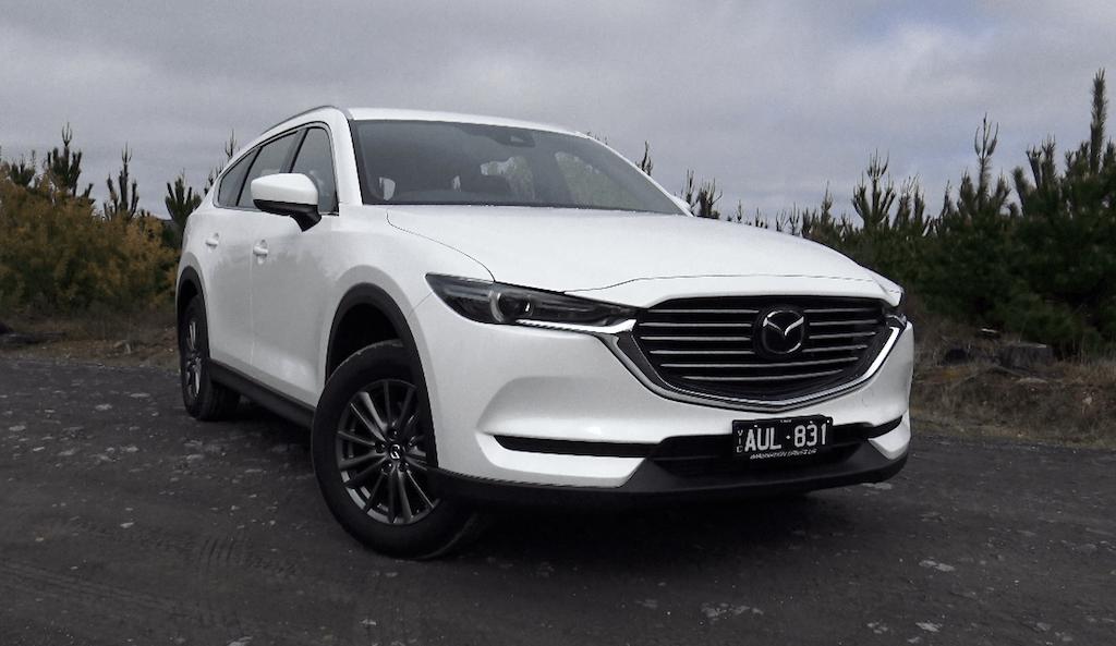 2018 Mazda Cx 8 Sport Review Practical Motoring