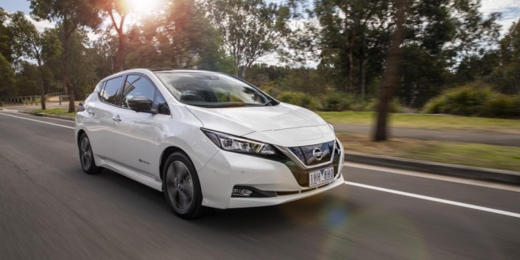 Nissan Australia has announced that one-third of all the vehicles it offers in Australia will be electrified by 2022.