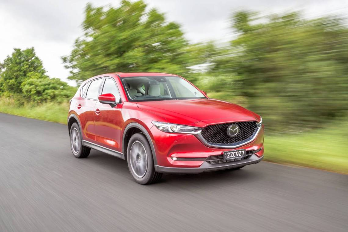 Mazda CX-5 GT Review