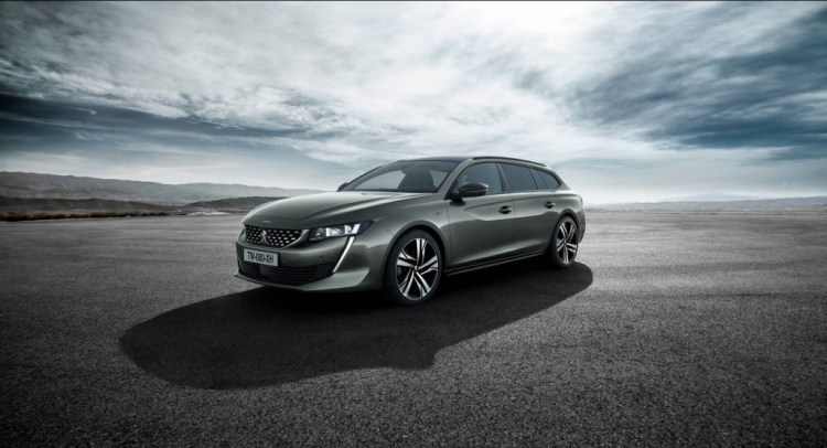 Peugeot 508 Touring to launch here in 2019