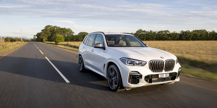 2019 BMW X5 xDrive 30d Review