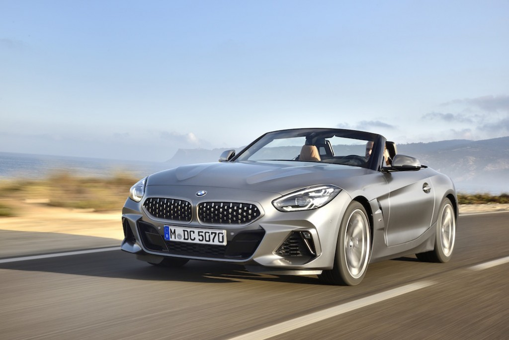 2019 bmw z4 price  specs and release date