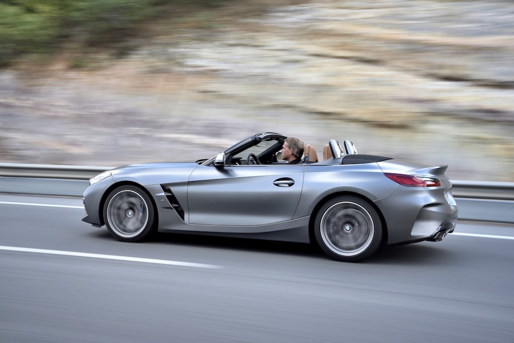 2019 BMW Z4 Review by Practical Motoring