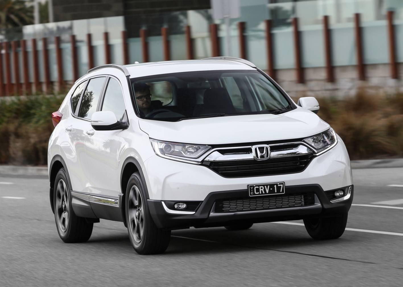 2019 Honda CR-V increases standard safety technology ...