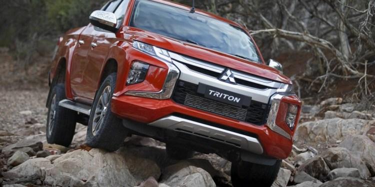 New 2019 Mitsubishi Triton