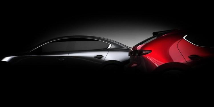 all-new 2019 Mazda3