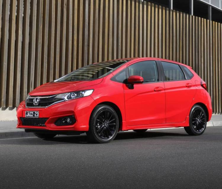 2018 Honda Jazz +Sport Review