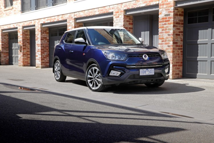 2019 Ssangyong Tivoli Review Practical Motoring